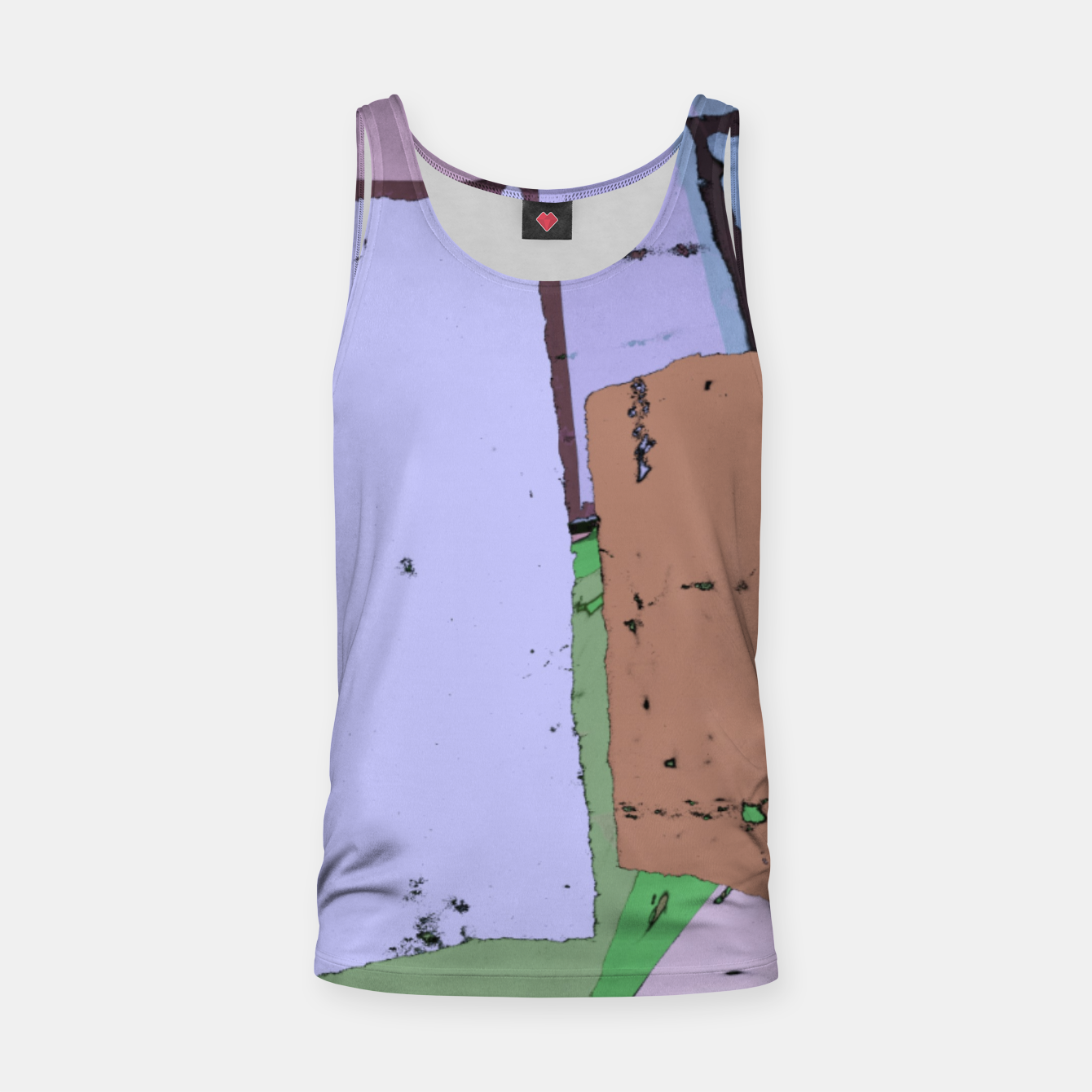 Image of Urban Tank Top - Live Heroes