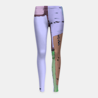 Thumbnail image of Urban Girl's leggings, Live Heroes