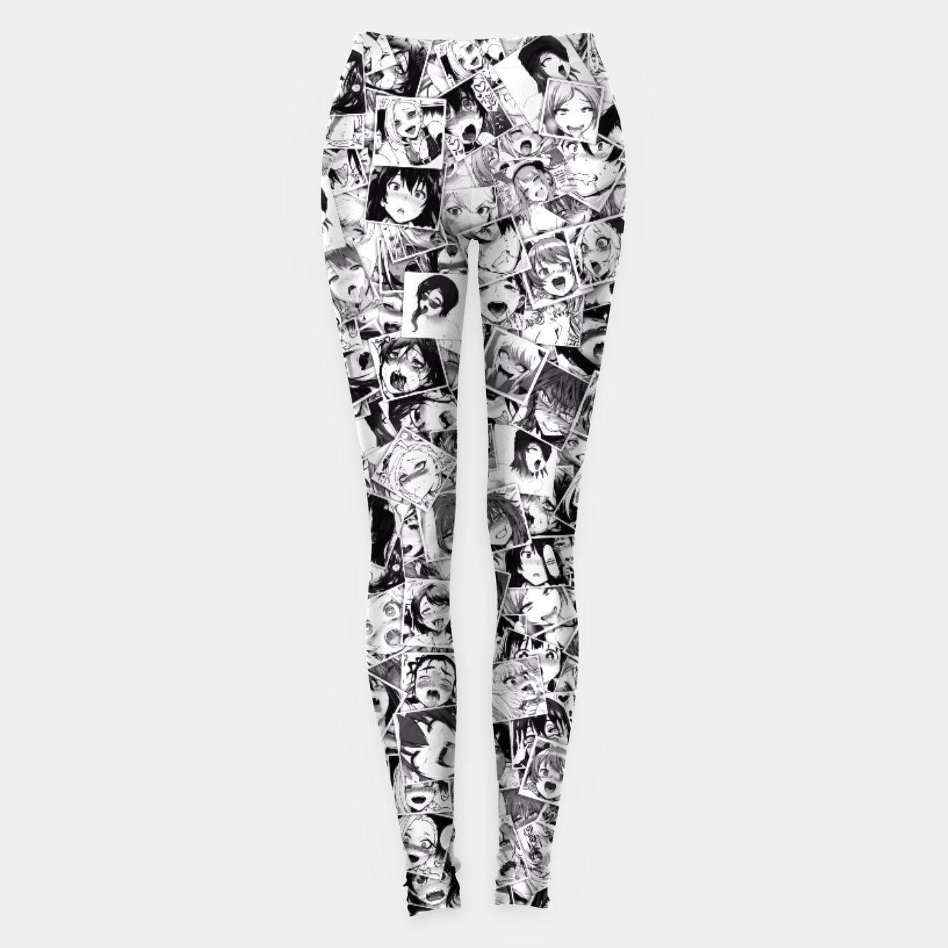 Image of Ahegao pictures  Leggings - Live Heroes