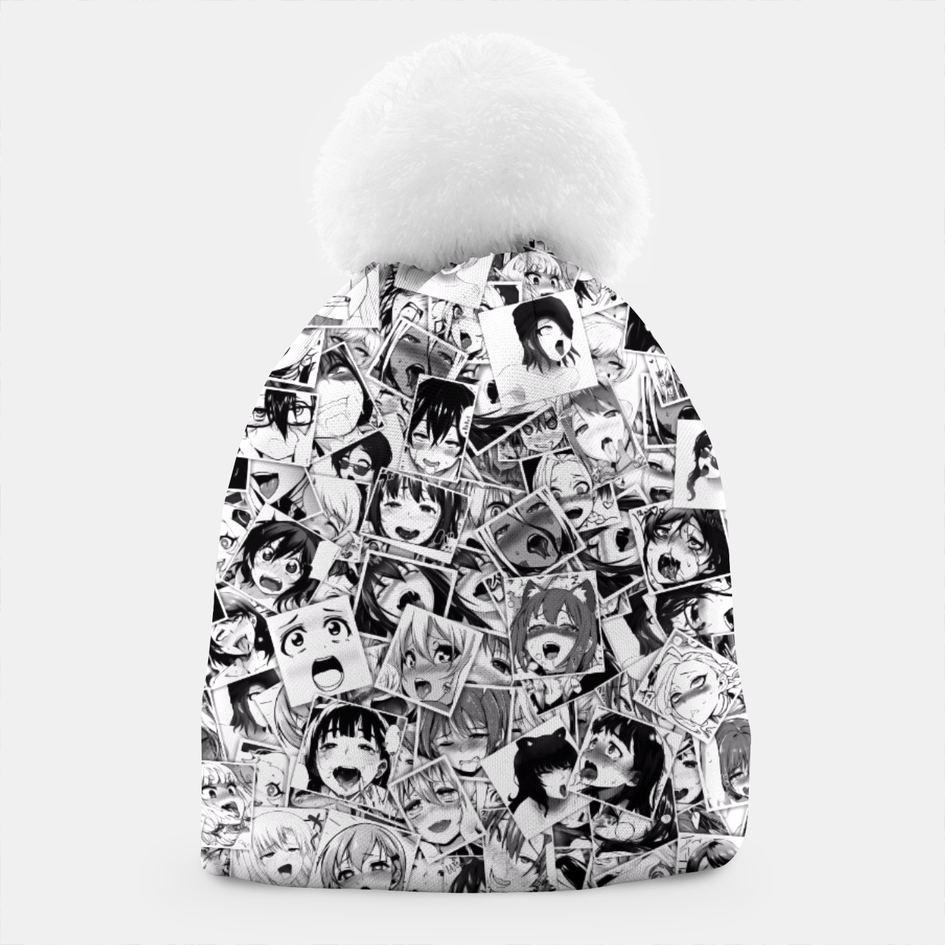 Image of Ahegao pictures  Beanie - Live Heroes