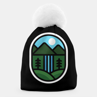 Thumbnail image of Waterfall Beanie, Live Heroes