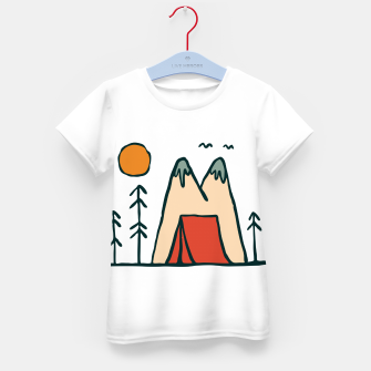 Thumbnail image of Nature Lover Kid's t-shirt, Live Heroes