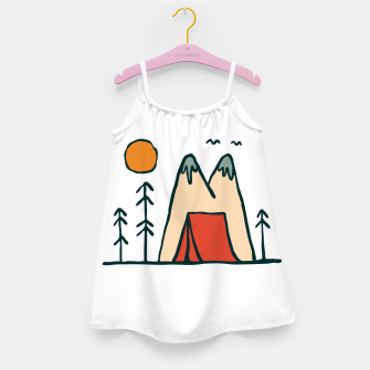 Thumbnail image of Nature Lover Girl's dress, Live Heroes