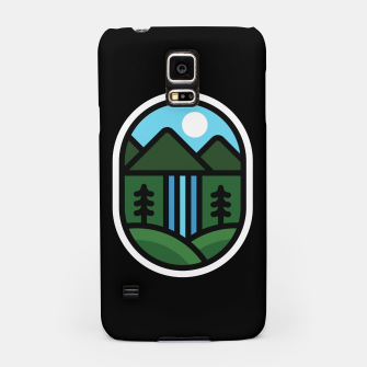 Thumbnail image of Waterfall Samsung Case, Live Heroes