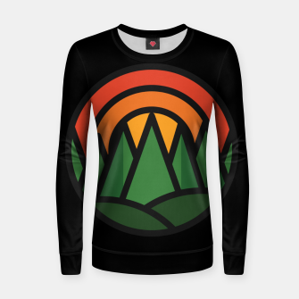 Thumbnail image of Great Nature Women sweater, Live Heroes