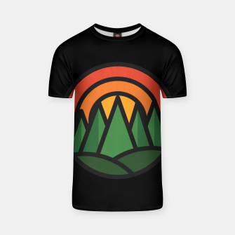 Thumbnail image of Great Nature T-shirt, Live Heroes