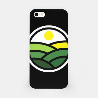 Thumbnail image of Nature Line iPhone Case, Live Heroes