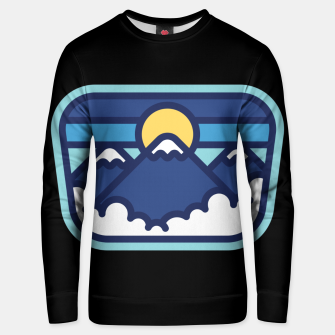 Thumbnail image of Mountain Line Unisex sweater, Live Heroes