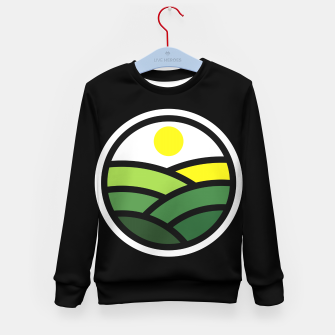 Thumbnail image of Nature Line Kid's sweater, Live Heroes