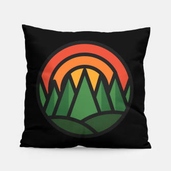 Thumbnail image of Great Nature Pillow, Live Heroes