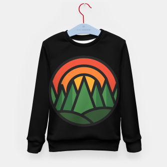 Thumbnail image of Great Nature Kid's sweater, Live Heroes