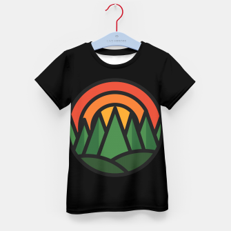 Thumbnail image of Great Nature Kid's t-shirt, Live Heroes