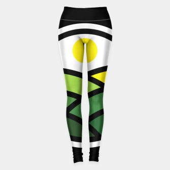 Thumbnail image of Nature Line Leggings, Live Heroes