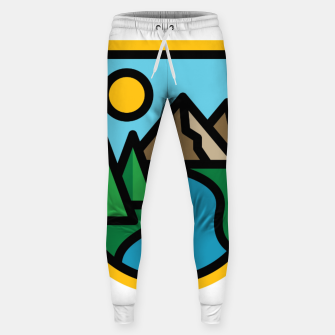 Thumbnail image of River Line Sweatpants, Live Heroes