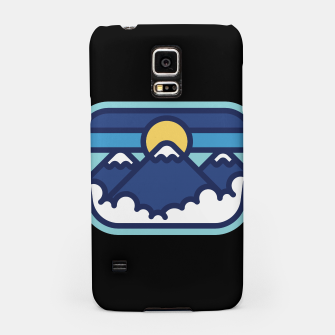 Thumbnail image of Mountain Line Samsung Case, Live Heroes