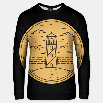 Lighthouse Unisex sweater Bild der Miniatur