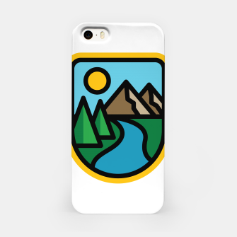 Thumbnail image of River Line iPhone Case, Live Heroes