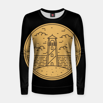 Lighthouse Women sweater Bild der Miniatur