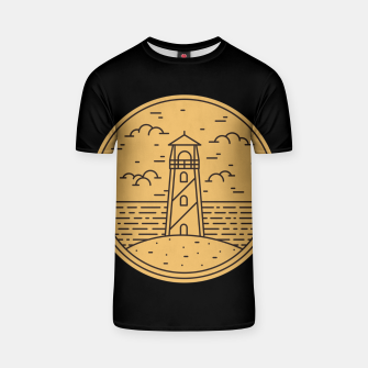 Lighthouse T-shirt Bild der Miniatur