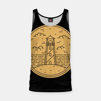 Lighthouse Tank Top Bild der Miniatur