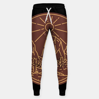 Beauty Desert Sweatpants Bild der Miniatur