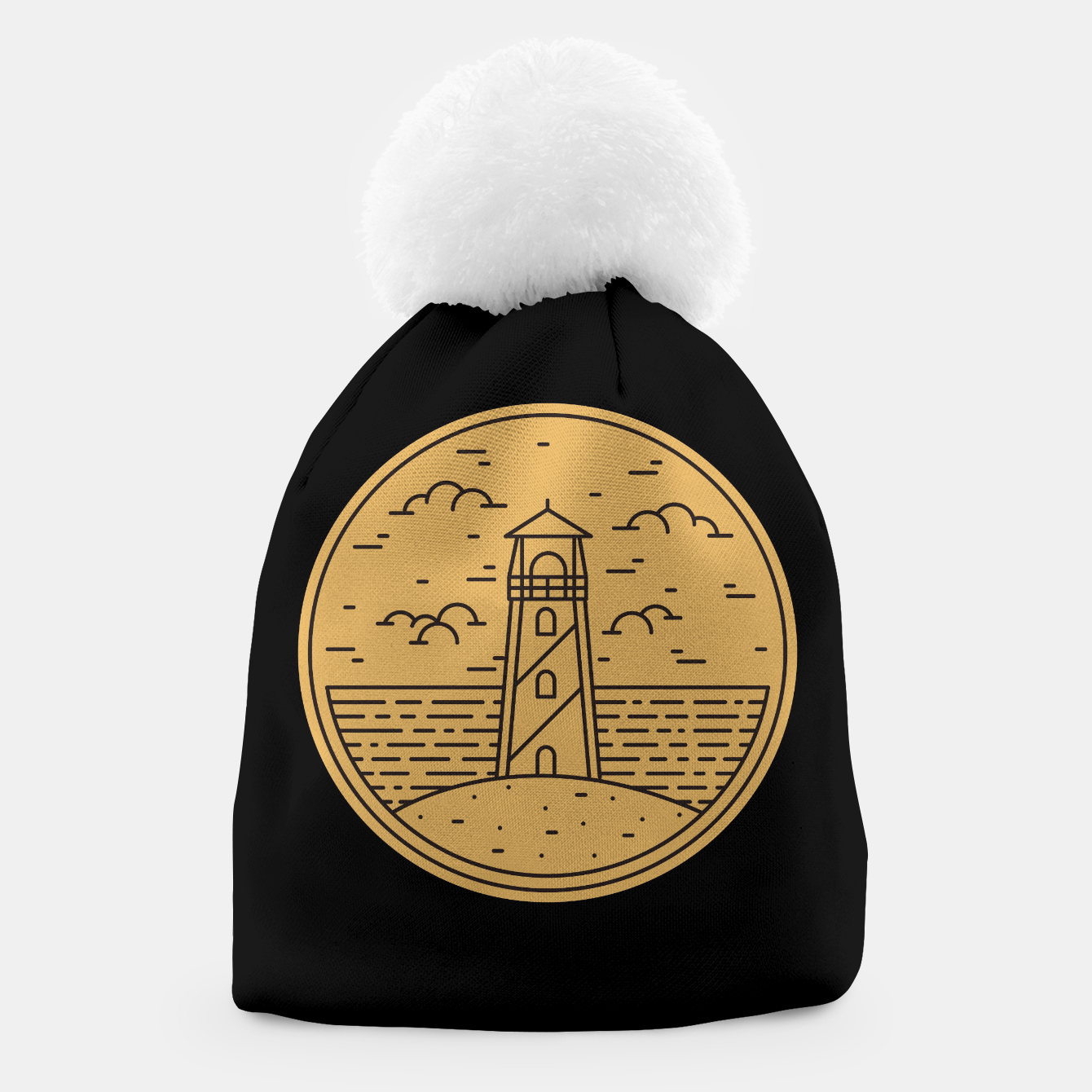 Foto Lighthouse Beanie - Live Heroes