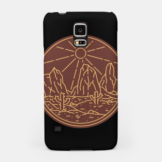 Thumbnail image of Beauty Desert Samsung Case, Live Heroes