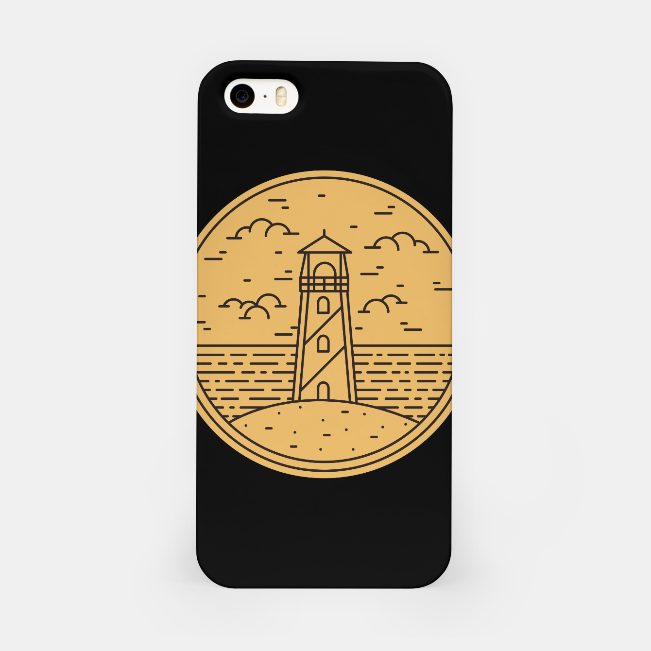 Foto Lighthouse iPhone Case - Live Heroes