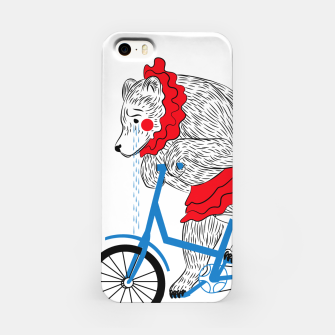 Imagen en miniatura de Sad Circus Bear. Animal abuse, animal rights iPhone Case, Live Heroes