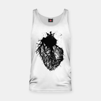 Thumbnail image of Human heart Tank Top, Live Heroes