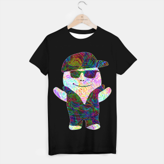 Thumbnail image of mascotte T-shirt regular, Live Heroes