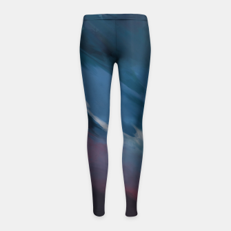 Thumbnail image of Dark night Girl's leggings, Live Heroes