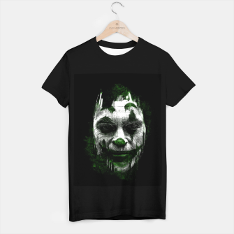 Thumbnail image of Joke Face Camiseta Regular, Live Heroes