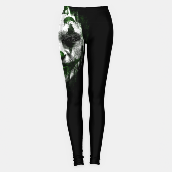 Thumbnail image of Joke Face Leggings, Live Heroes