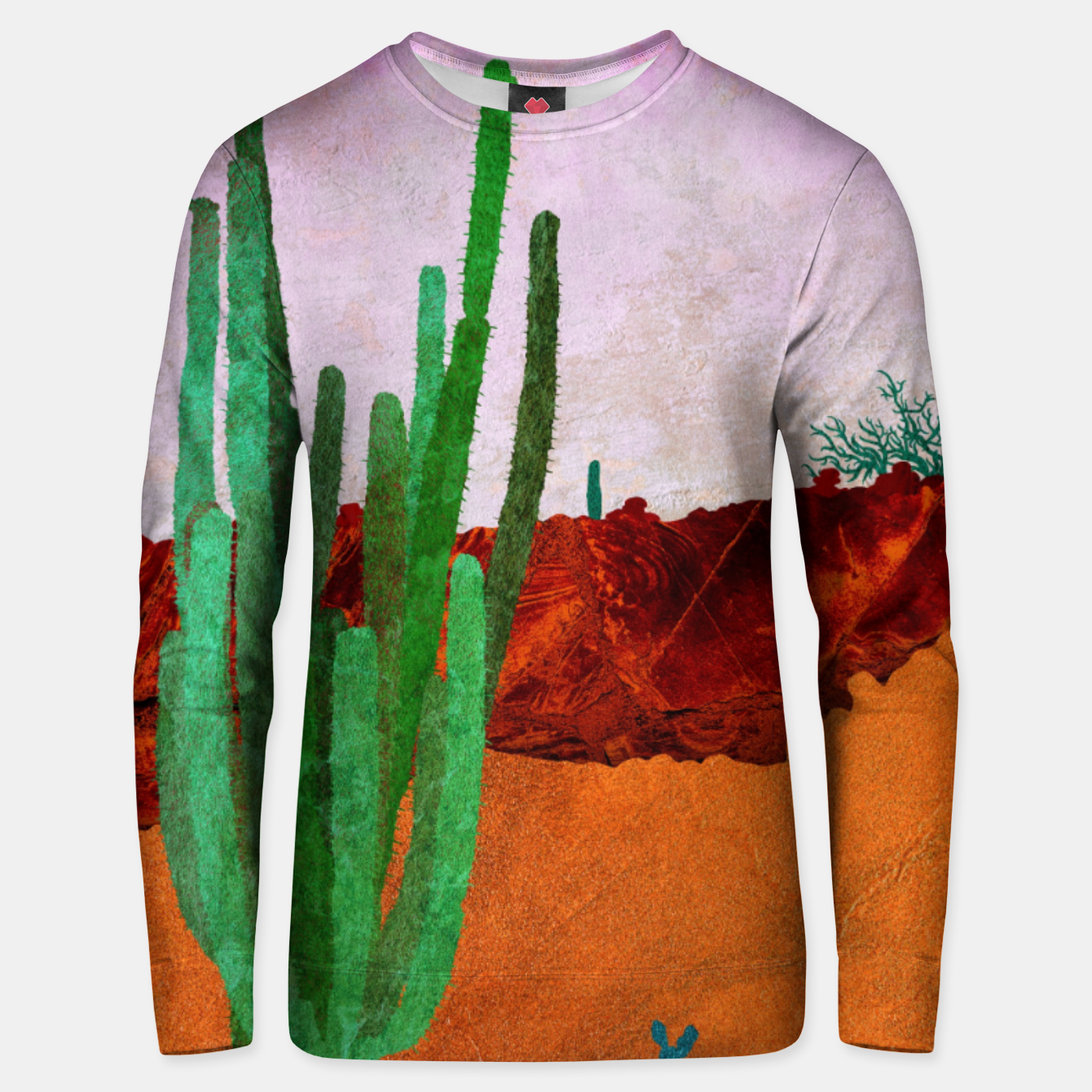 Image of One plant Unisex sweater - Live Heroes