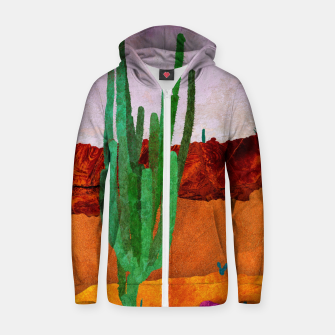 One plant Zip up hoodie thumbnail image