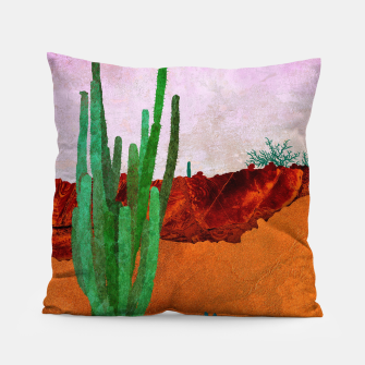 Miniaturka One plant Pillow, Live Heroes