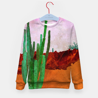 Miniaturka One plant Kid's sweater, Live Heroes