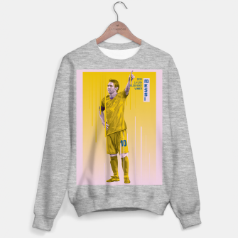 Thumbnail image of Golden Booters - Messi Away Variant Sweater regular, Live Heroes
