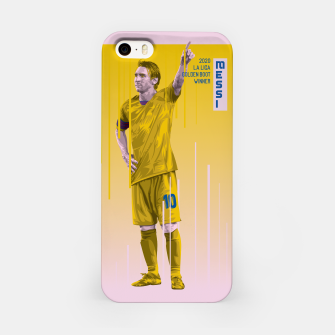 Miniaturka Golden Booters - Messi Away Variant iPhone Case, Live Heroes