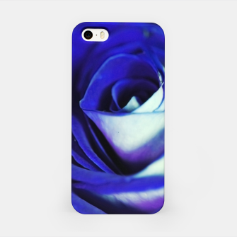 Miniaturka Blue Rose iPhone Case, Live Heroes