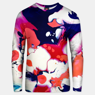 Thumbnail image of Acrylic Design Unisex sweater, Live Heroes