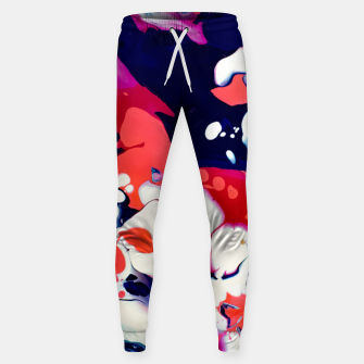 Thumbnail image of Acrylic Design Sweatpants, Live Heroes