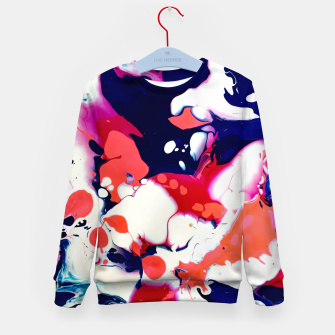 Thumbnail image of Acrylic Design Kid's sweater, Live Heroes