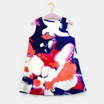 Thumbnail image of Acrylic Design Girl's summer dress, Live Heroes