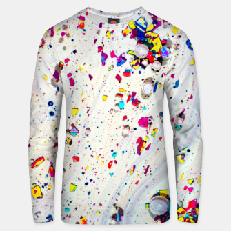 Thumbnail image of grown up candies Unisex sweater, Live Heroes