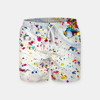 Thumbnail image of grown up candies Swim Shorts, Live Heroes