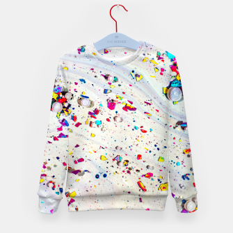 Thumbnail image of grown up candies Kid's sweater, Live Heroes