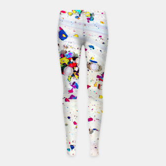 Thumbnail image of grown up candies Girl's leggings, Live Heroes