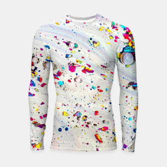 Thumbnail image of grown up candies Longsleeve rashguard , Live Heroes
